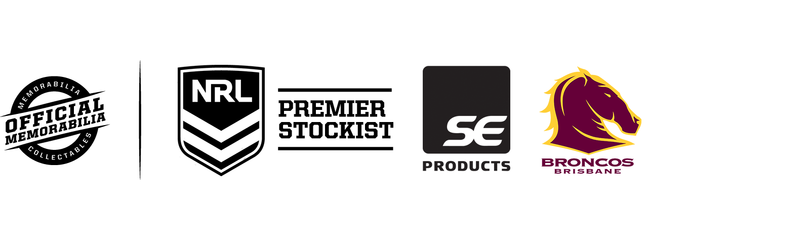 Stockist - Brisbane Broncos
