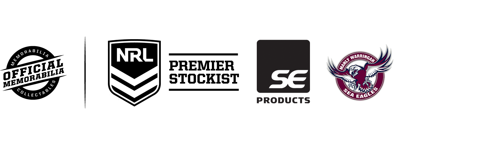 Stockist - Manly Sea Eagles