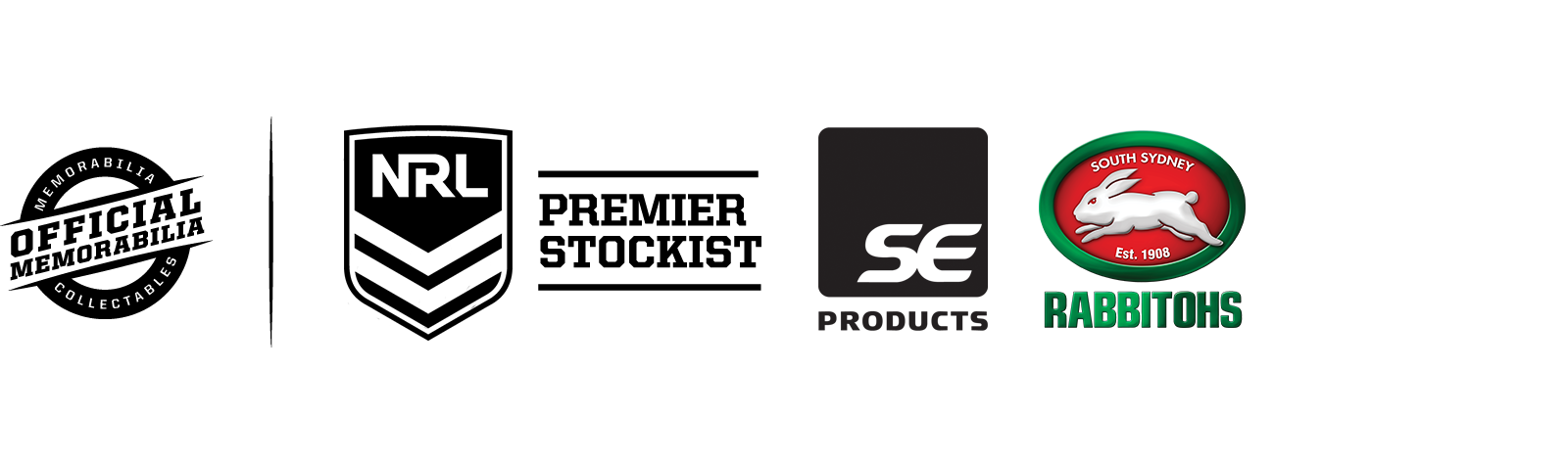 Stockist - South Sydney Rabbitohs