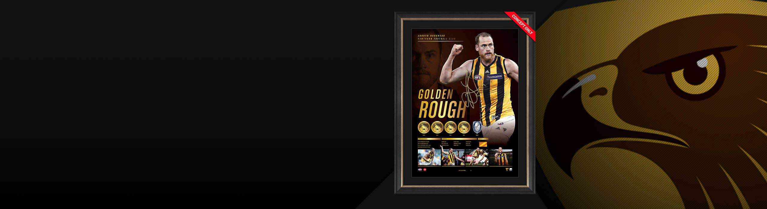 FAREWELL, ROUGHY!