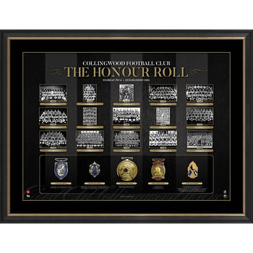 COLLINGWOOD FOOTBALL CLUB 'THE HONOUR ROLL'