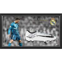 Cristiano Ronaldo Signed Boot Display0