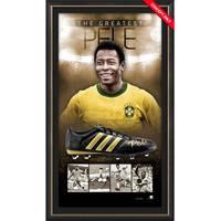 Pele Signed Boot Display0