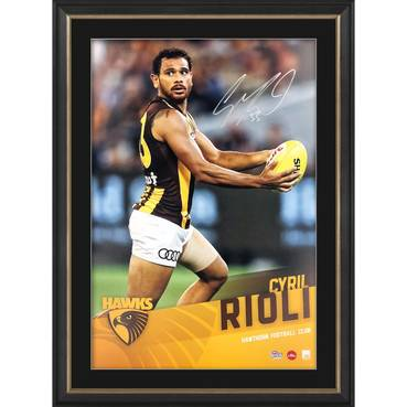 CYRIL RIOLI SIGNED VERTIRAMIC
