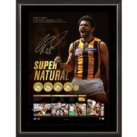 Cyril Rioli Signed 'Supernatural'0