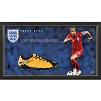 Harry Kane Signed Boot Display0