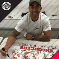 St George Illawarra Dragons Signed 'Enforcers'3