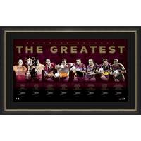 Brisbane Broncos Signed 'The Greatest'0