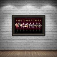 Brisbane Broncos Signed 'The Greatest'1