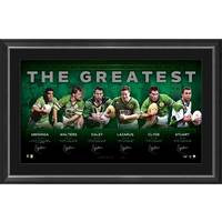 Canberra Raiders Signed 'The Greatest'0