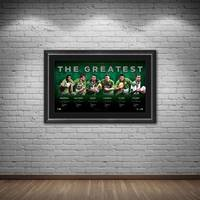 Canberra Raiders Signed 'The Greatest'1