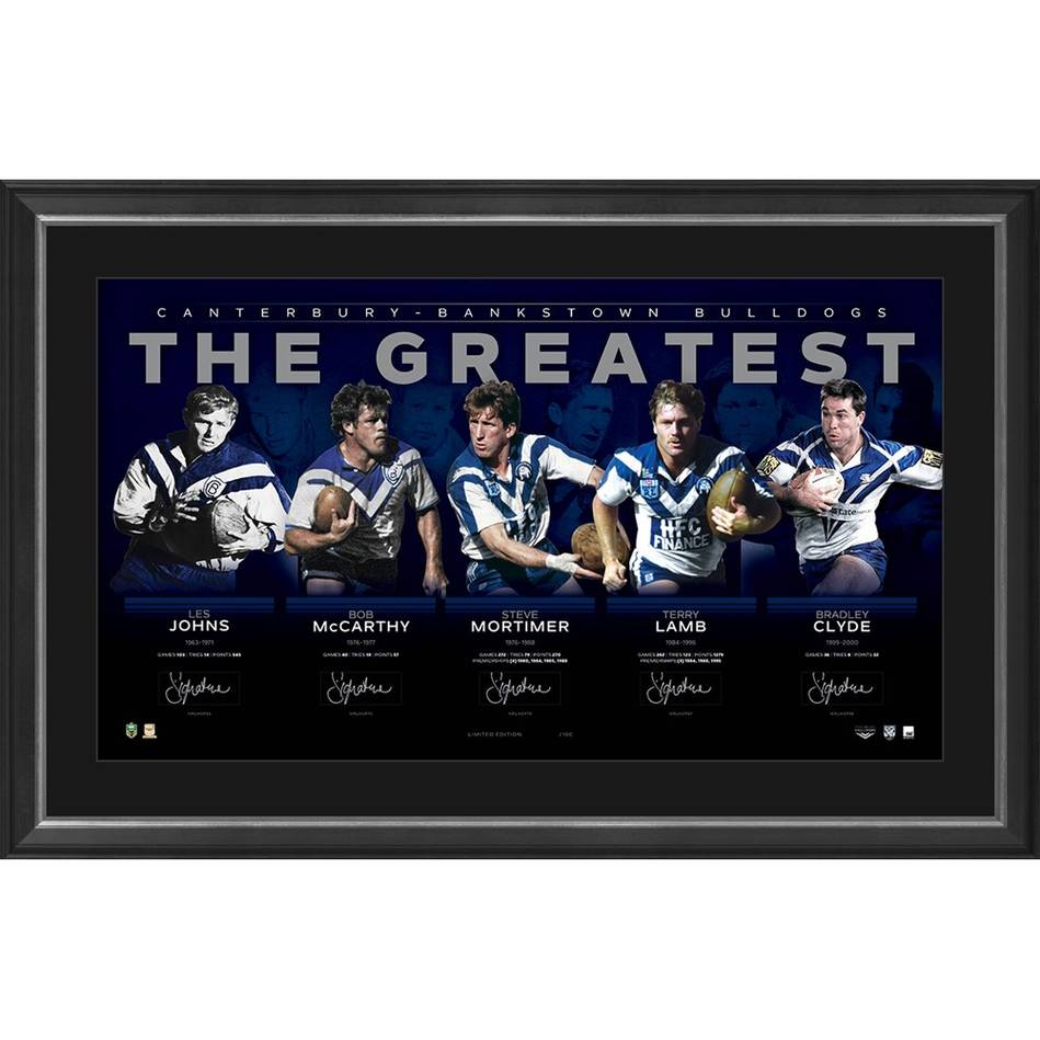 mainCanterbury-Bankstown Signed 'The Greatest'0