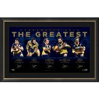 Parramatta Eels Signed 'The Greatest'0