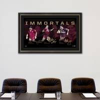 Queensland Maroons Signed  'Immortals'1