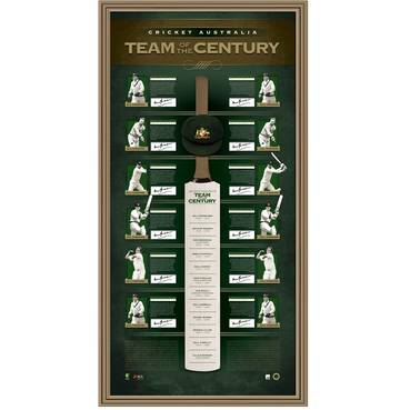 TEAM OF THE CENTURY SIGNED DELUXE LITHOGRAPH