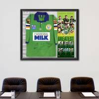 Canberra Raiders Signed 'The Greatest' Jersey1