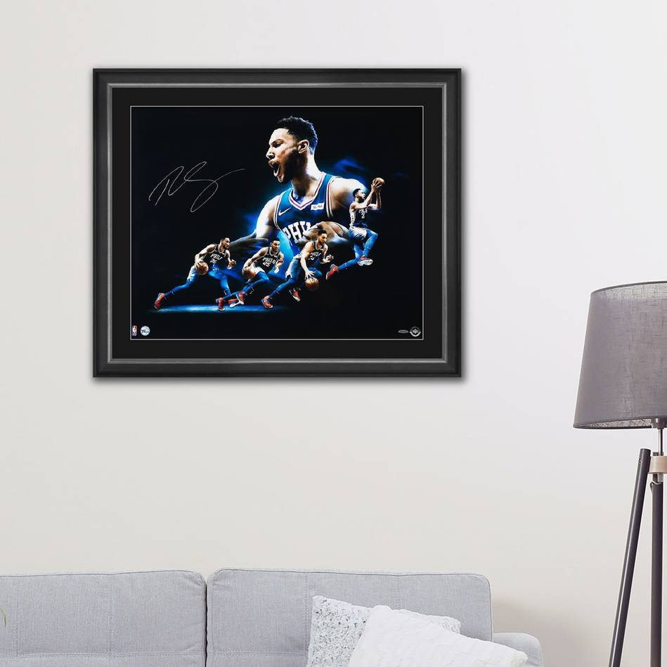 mainBEN SIMMONS SIGNED 'DRIVE'1