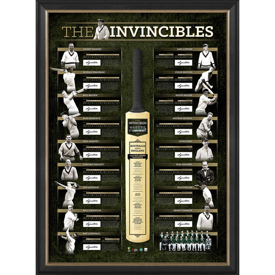 mainTHE INVINCIBLES SIGNED DELUXE LITHOGRAPH0