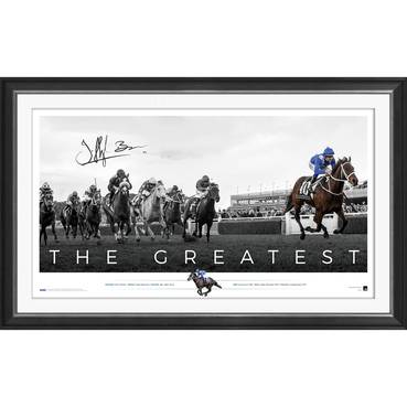 Winx Signed 'The Greatest'