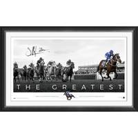 Winx Signed 'The Greatest'0