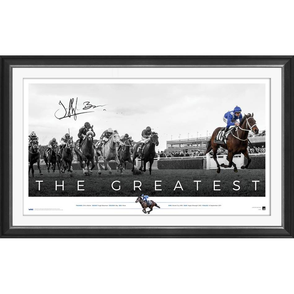 mainWinx Signed 'The Greatest'0