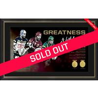 Johnathan Thurston Signed 'Greatness'0