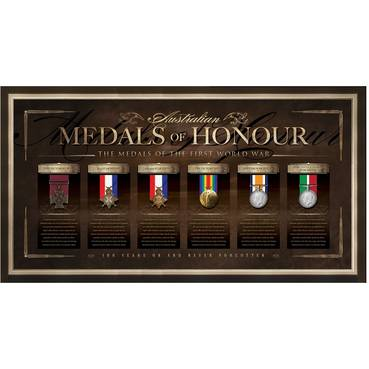MEDALS OF HONOUR REPLICA MEDALS