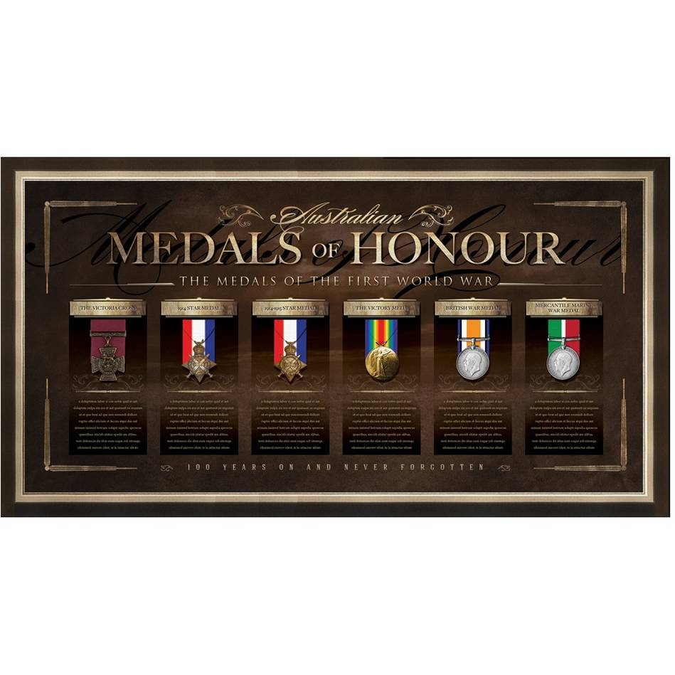 mainMEDALS OF HONOUR REPLICA MEDALS0