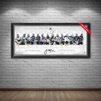 *Edition 7* Johnathan Thurston Signed 'Progression of Perfection'1