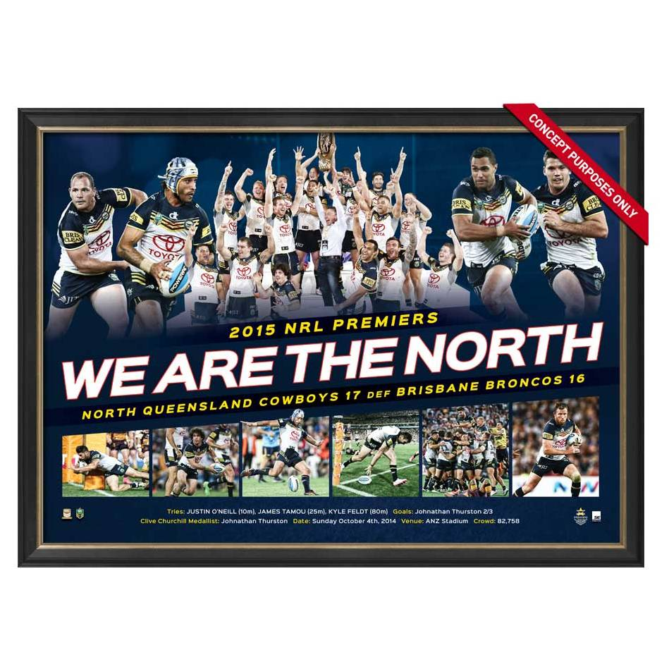 mainCOWBOYS 2015 PREMIERS 'WE ARE THE NORTH'0