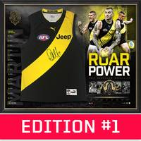 *Edition 1* Dustin Martin Signed Brownlow Guernsey0
