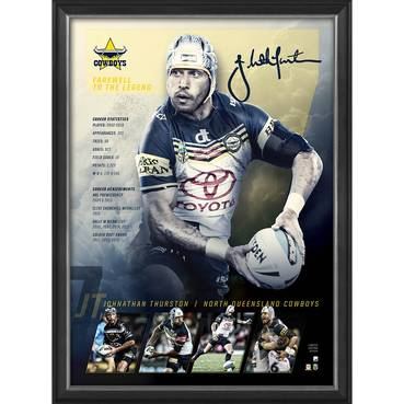 Johnathan Thurston Retirement Sportsprint