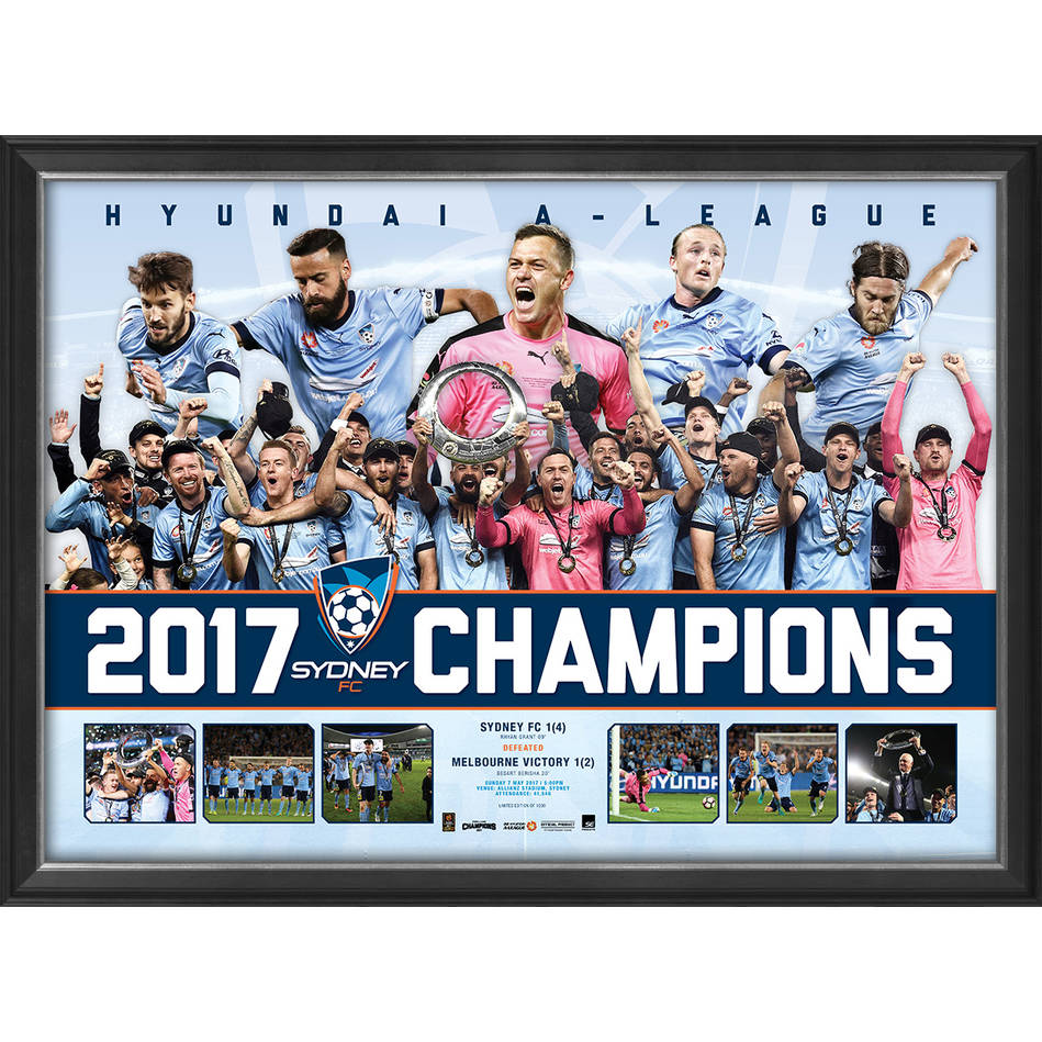 mainSYDNEY FC 2017 CHAMPIONS SPORTSPRINT0