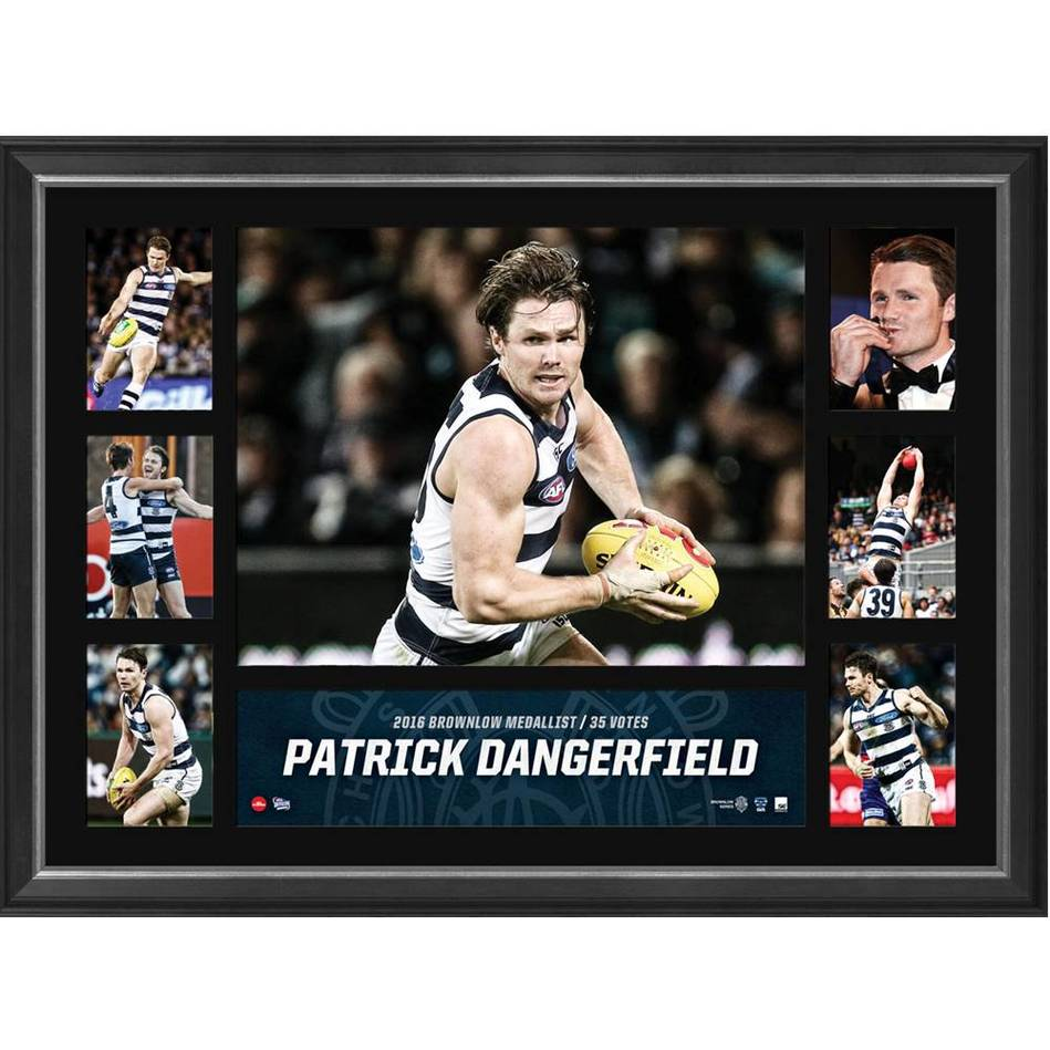 mainPATRICK DANGERFIELD BROWNLOW TRIBUTE FRAME0