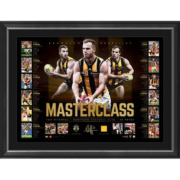 Tom Mitchell Signed 'Masterclass'