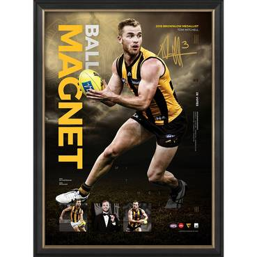 Tom Mitchell 'Ball Magnet'