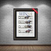 *Edition 1* Winx Dual Signed 'WINX4' Deluxe1