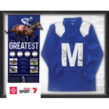 Winx Dual Signed 'The Greatest'