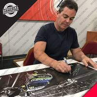 Craig Lowndes Signed 'The Last Lap'1