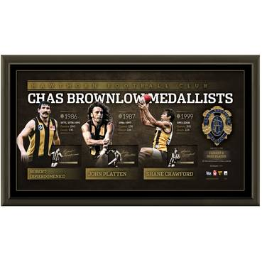 HAWTHORN 'HISTORY OF THE BROWNLOW'