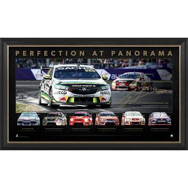 Craig Lowndes 'Perfection at Panorama'