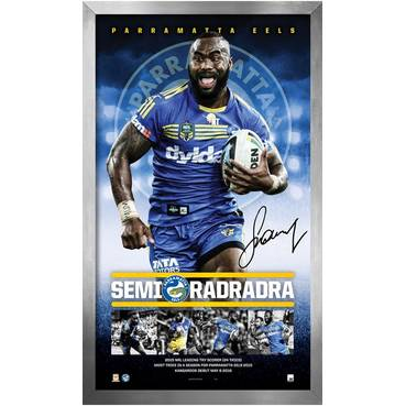 SEMI RADRADRA SIGNED VERTIRAMIC