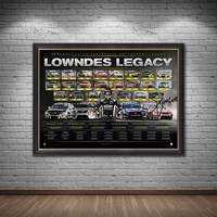 Craig Lowndes Signed 'Lowndes Legacy'1