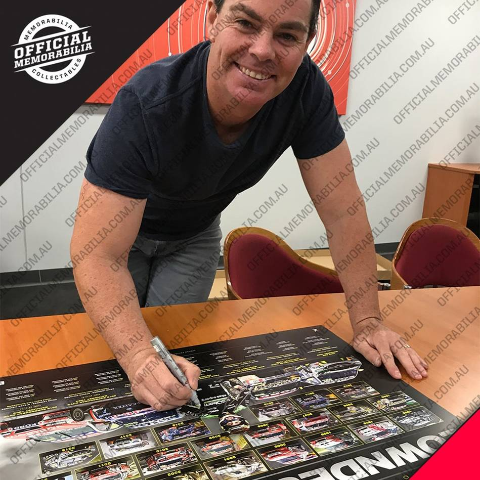 mainCraig Lowndes Signed 'Lowndes Legacy'2
