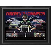 Craig Lowndes Signed 'Farewell to a Champion'0