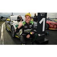Craig Lowndes 2018 Race-Used Signed Steering Wheel2