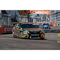 Craig Lowndes Final Round Race-Used Signed Bonnet2