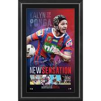 Kalyn Ponga Signed 'New Sensation'0