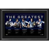 Canterbury-Bankstown Signed 'The Greatest' Bundle2