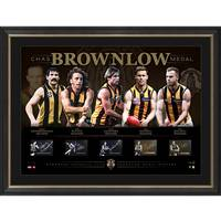 Hawthorn 2018 Signed Brownlow Medal Bundle2